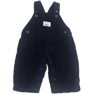 Just for You Carters Boys 3M Corduroy Bib Overalls